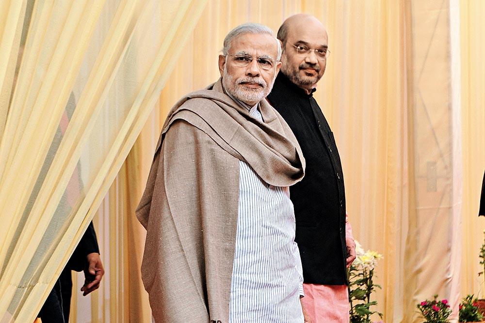 Ahead Of 2019 Battle, BJP In A Soul-Search Mode