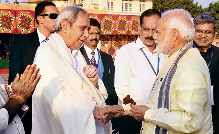 Aggressive Naveen And Mild Modi Portend Interesting Times