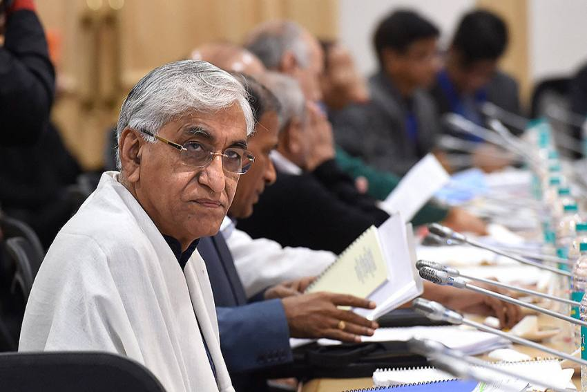 Chhattisgarh Minister TS Singh Deo Walks Out Of Assembly, Cracks Deepen Within Ruling Congress