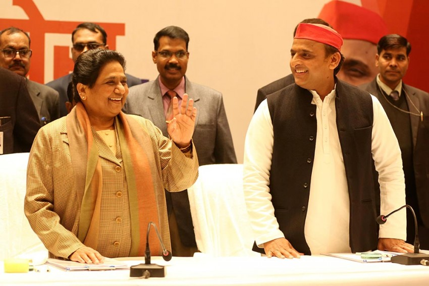 A Suitable Alliance: UP Leads The Way As Anti-BJP Forces Get Their Act Together