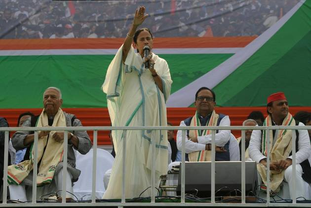 Didi's March To Dilli: Mamata Banerjee Eyes Bigger Pie Through Opposition Unity