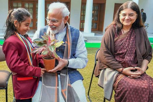 Maneka Gandhi