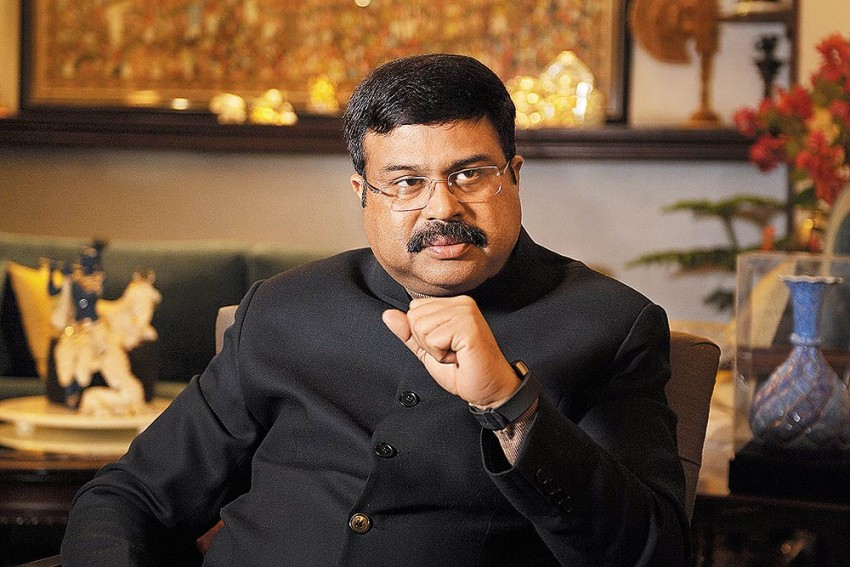There Are Jobs In The Country, Only The Frustrated Don't See Them: Dharmendra Pradhan