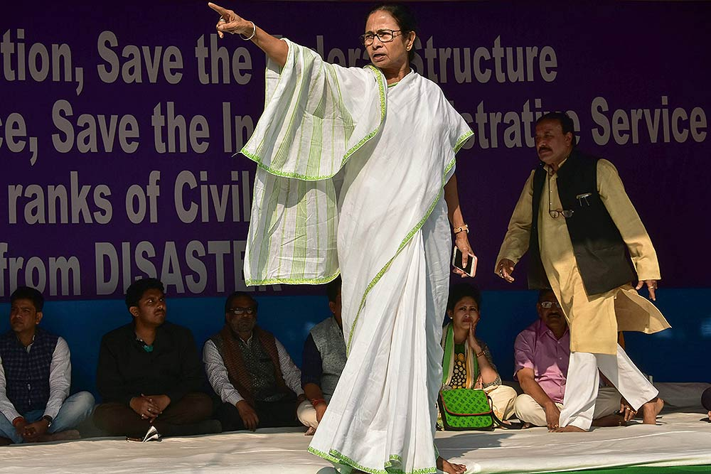 CBI-Kolkata Police Face-Off: Can Mamata Establish Herself As Leader Of Mahagathbandhan?