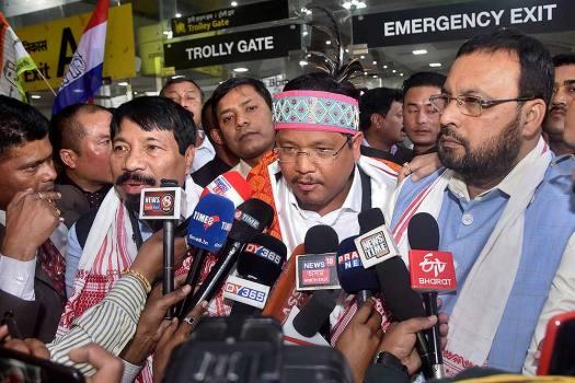 Conrad Sangma Meghalaya Chief Minister