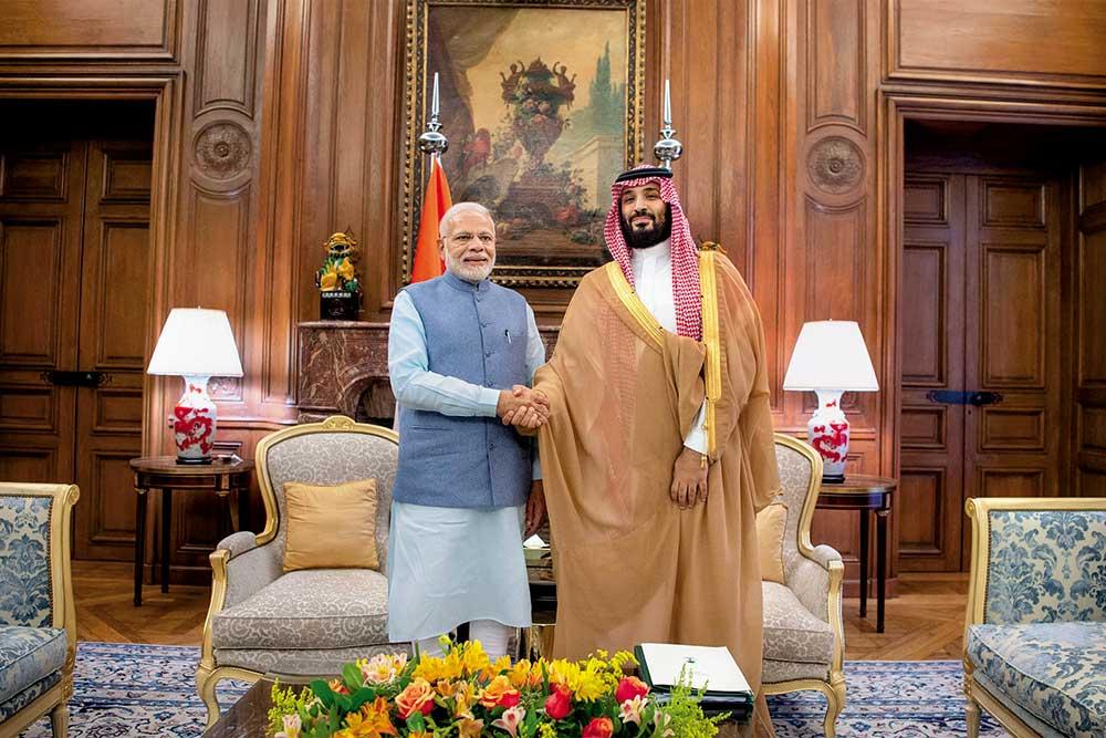 Crown Prince Mohammed bin Salman's Visit Will Give Vital Push To Indo-Saudi Ties