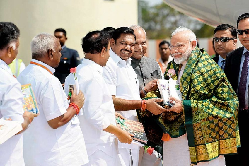 Tamil Nadu's Accidental CM Quietly Assembles A Strong Front