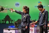 Manu Bhaker (Shooting sports)