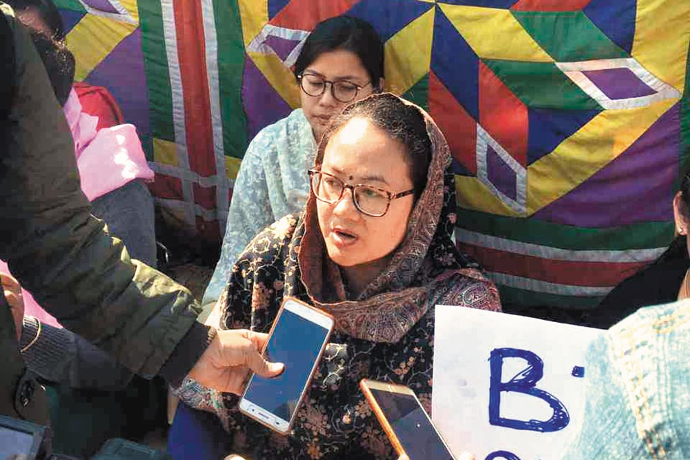100 Days Of Solitude, Behind Bars: Jailed Manipur Journalist's Wife Wages A Lone Battle