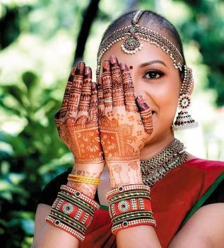 'Bold Indian Bride'