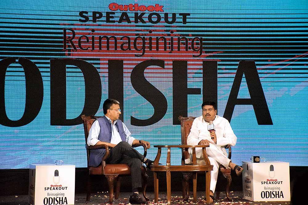 Odisha Will Become One Of The Most Happening Spots In World: Dharmendra Pradhan