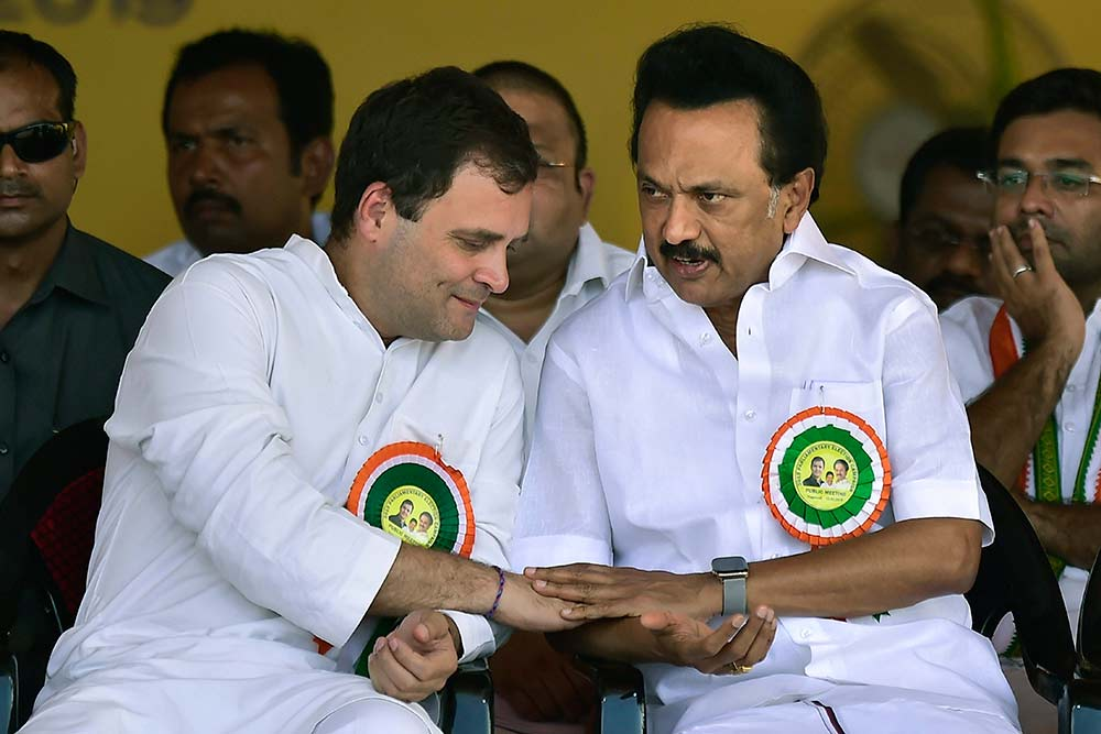 No Minorities On Its Candidates List: Will It Cost Congress In Tamil Nadu?
