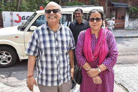 Justice Pinaki Chandra Ghose
