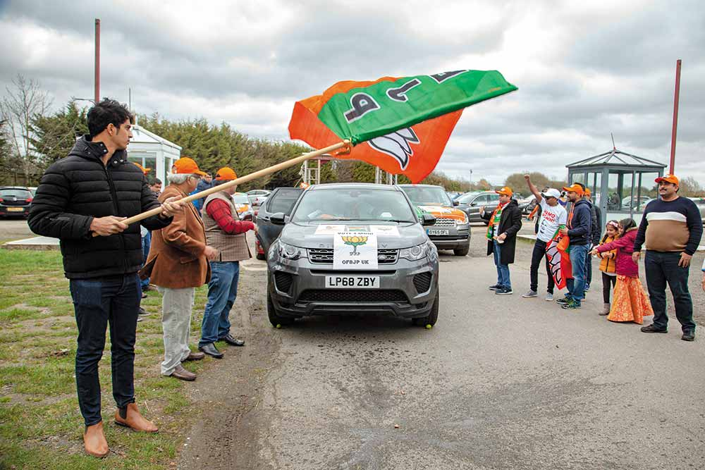 Friends From Afar: Meet The Army Of BJP's NRI Supporters