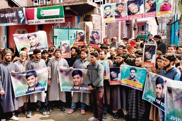 Death Of A School Principal In Pulwama Opens Valley's Old Wounds