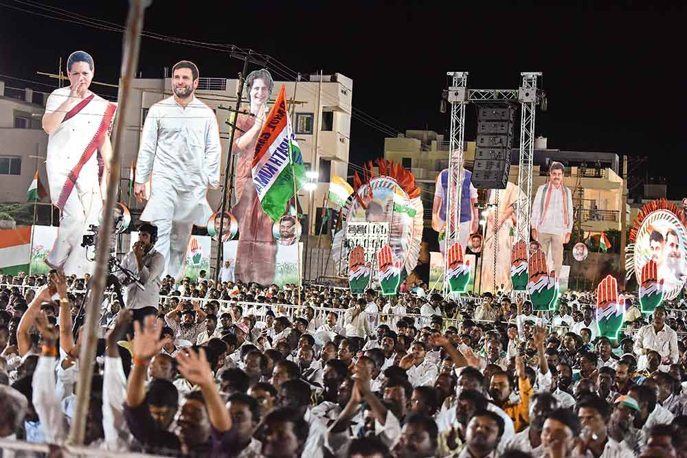 Will KCR Decimate Congress In Lok Sabha Elections?