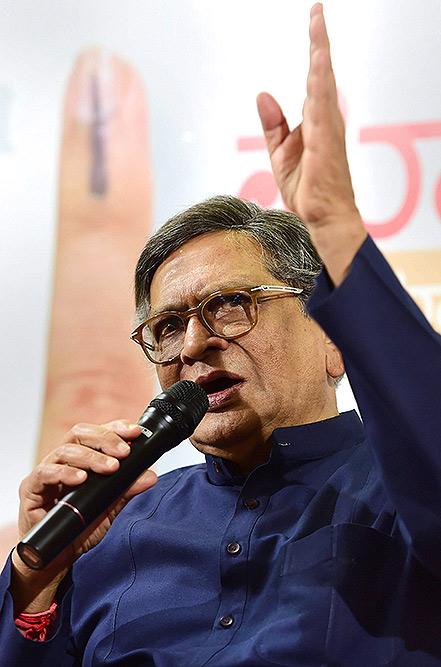 S.M. Krishna