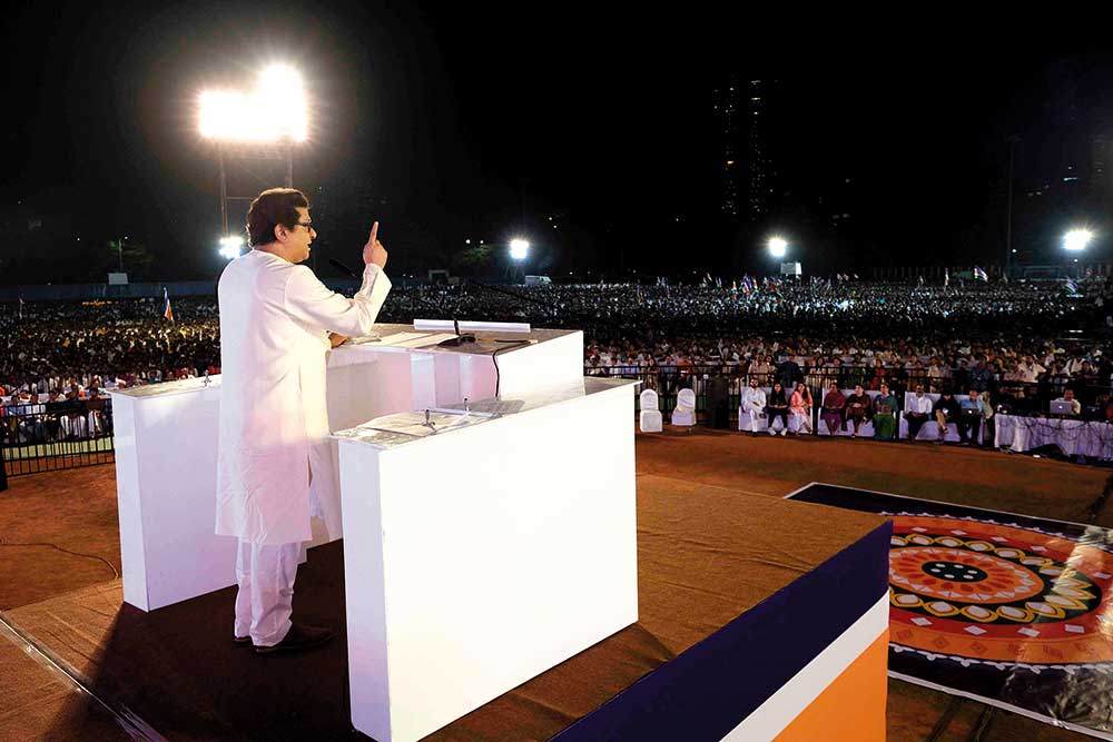 Will Raj Thackeray's Aggressive Stance Against PM Modi Benefit Him In Assembly Polls?