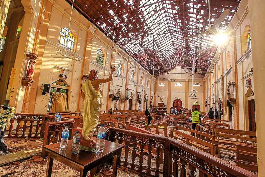 Enemy Within! Deadly Easter Blasts Expose Sri Lanka's Fractured Polity: Is Peace At Stake Again?