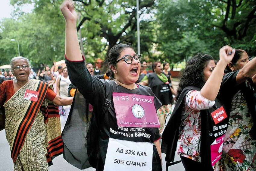 Women's Reservation Bill: Twenty-Three Years And Counting... Will It See The Light Of Day?