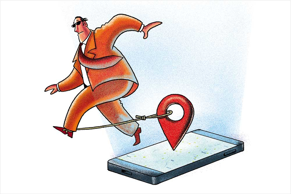 Is It Snooping? Invasion Of Privacy? How Companies Are Using Geotagging To Track Employees