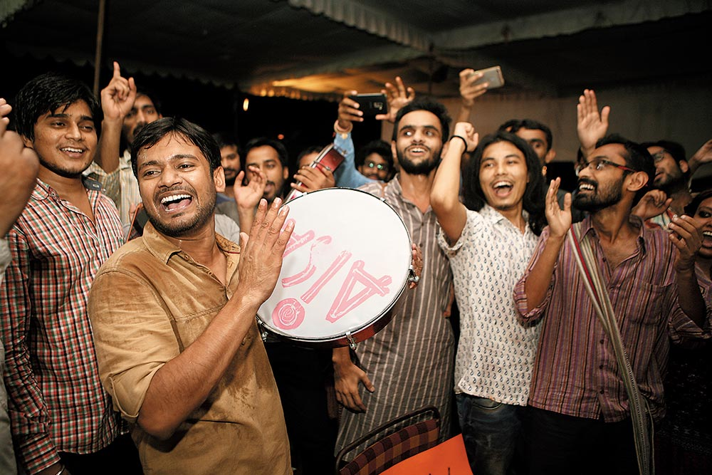 Cutting Across Party Lines, Kanhaiya Kumar's Charisma Leaves Ex-JNU Leaders In Awe