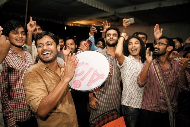 Cutting Across Party Lines, Kanhaiya Kumar's Charisma Leaves Ex-JNU Leaders In Awe