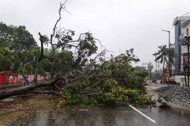 Three Killed As Cyclone Fani Strikes Odisha With 175 Kmph Winds
