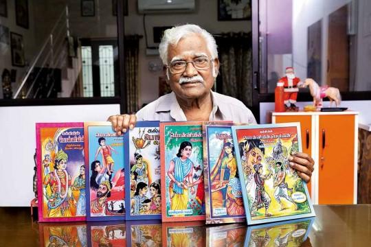 Mani Ratnam Set To Can Kalki's Epic Tamil Novel Ponniyin Selvan