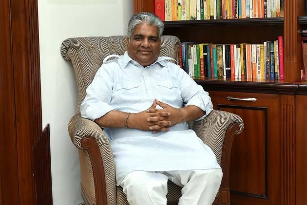 BJP Has Emerged As The Nucleus Of Indian Polity: Bhupender Yadav
