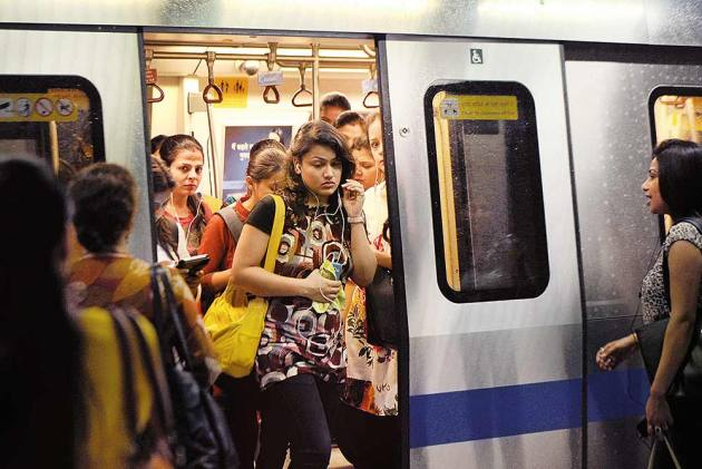 Poll Ploy? Why AAP Plans To Offer Women Free Rides In Metro, Buses