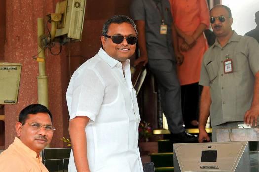 Karti P. Chidambaram
