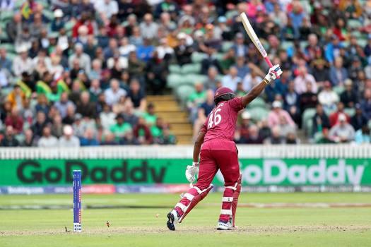 Dwayne Bravo West Indies Cricketer