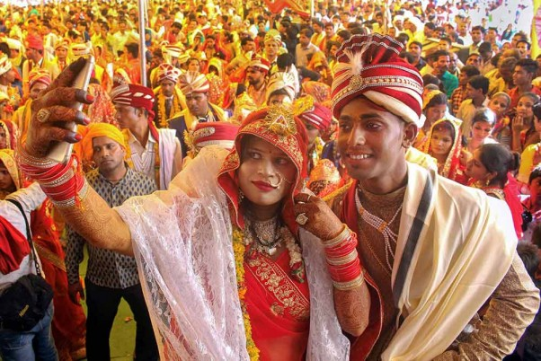 Outlook India Photo Gallery - Marriage