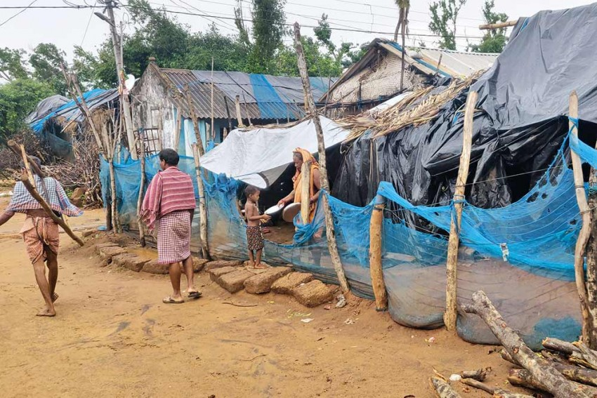 Why This Fishing Village In Chilika Lake Is Struggling To Stay Afloat After Fani Nightmare
