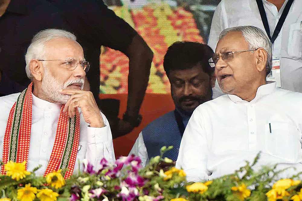 Friendly Litti, Spycy Chokha: Police Letter Hints At Widening Rift Between BJP,  JD(U) In Bihar