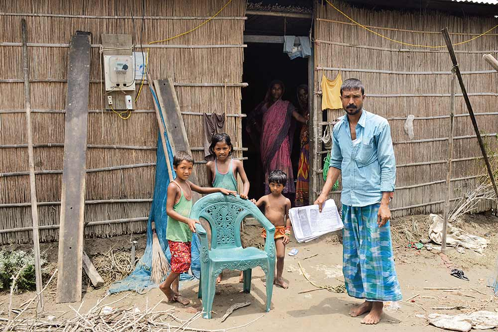 In Quest For Citizenship, Assam Braves Rampaging Floodwaters With Hope And A Prayer