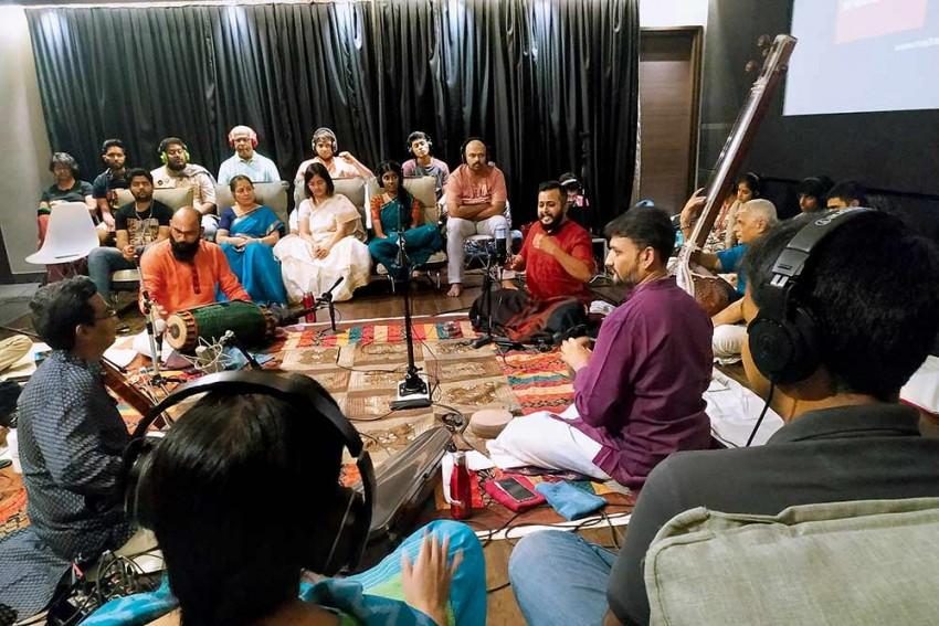 Chennai Group MadRasana Gives Carnatic Music A Booming New Playground