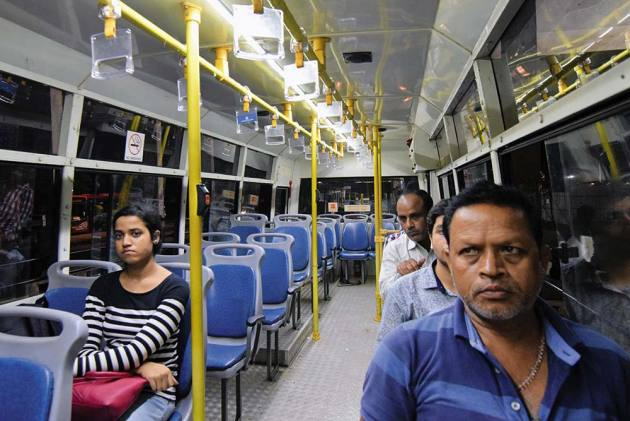 Why Bhubaneswar's Classy, Affordable 'Mo Bus' Service Has No Passengers
