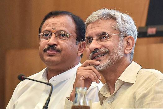 V. Muraleedharan