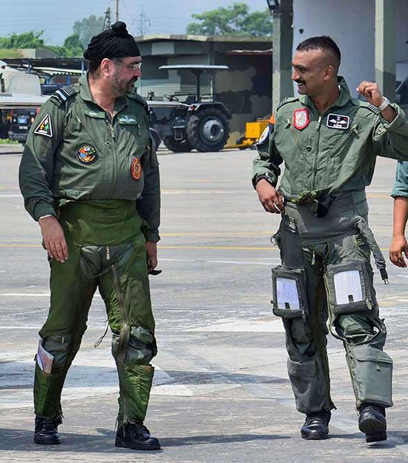 Abhinandan Varthaman Wing Commander Indian Air Force