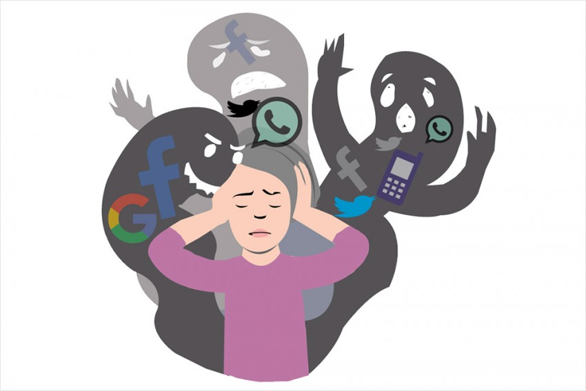 From Phantom Ringing Syndrome To Facebook Depression -- 11 Internet Killers