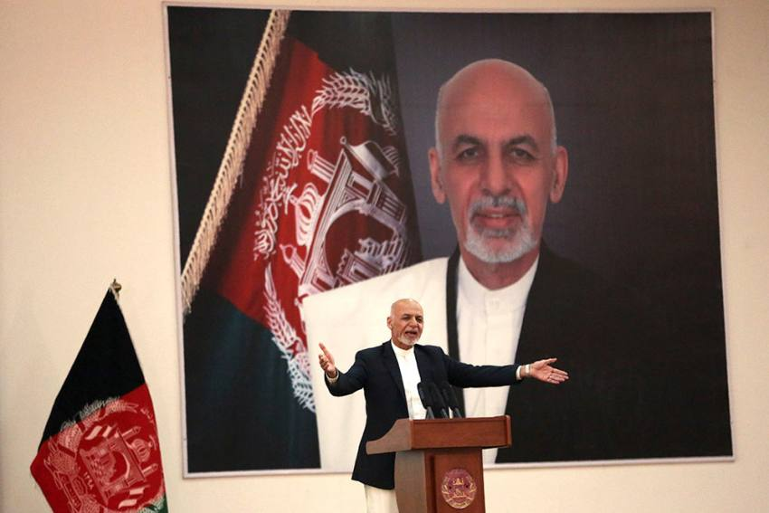 Ghani Forces Concentrate On Kabul To Give Taliban A Bloody Nose