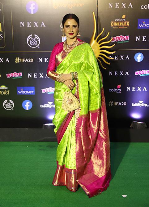 Rekha (Film actress)