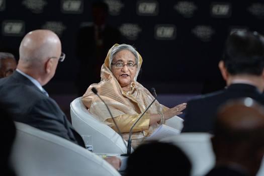 Sheikh Hasina
