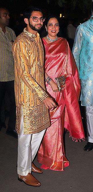 Aaditya Thackeray