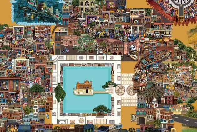 From Amritsar To Toronto, How Designers Captured Punjab's Vast Landscape