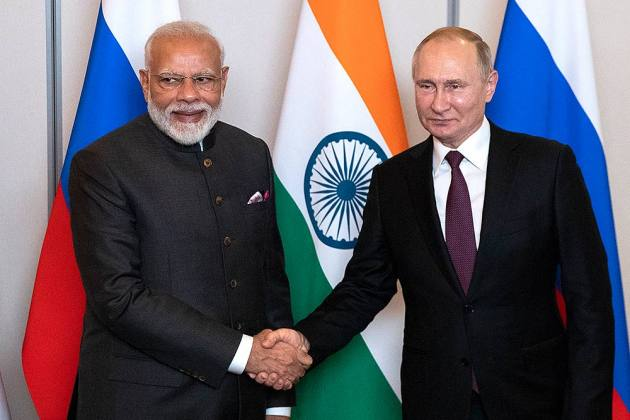 BRICS: India Looks To Old Friend Russia To Help Deal With Taliban