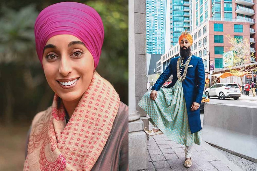 Fashion Unlimited: Sikh Community Gives Pugree Jewel-In-The-Crown Treatment