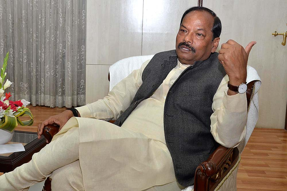 Ram Mandir Will Be A Part Of Our Election Campaign: Jharkhand CM Raghubar Das